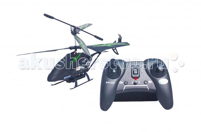 Властелин небес Вертолет р/у Сыщик (видеокамера)Вертолет р/у Сыщик (видеокамера)Вертолет Сыщик 3-х канальный радиоуправляемый вертолет с гироскопом для стабилизации полёта.   С возможностью фото и видеосъемки.  Предназначен для игры в помещениях и на улице.  Зарядка вертолёта осуществляется от пульта и через USB.  В комплекте: вертолет, пульт управления, карта памяти Micro SD 512 Гб, USB-шнур, запасной задний винт.  Размер вертолета: ДхВхШ 250-110-50 мм.  ТМ Властелин Небес - первая российская торговая марка в сегменте радиоуправляемых вертолетов и самолетов, зарегистрирована в марте 2005 года. Игрушки Властелин Небес имеют стильную упаковку с подробной инструкцией на русском языке. Серия вертолетов Властелин Небес Серия турбо является лауреатом Национальной премии в сфере товаров и услуг для детей Золотой медвежонок 2011. Властелин Небес - лучшее из того, что летает. Властелин Небес осуществляет бесплатное обслуживание и ремонт игрушек в течение всего срока их эксплуатации.<br>