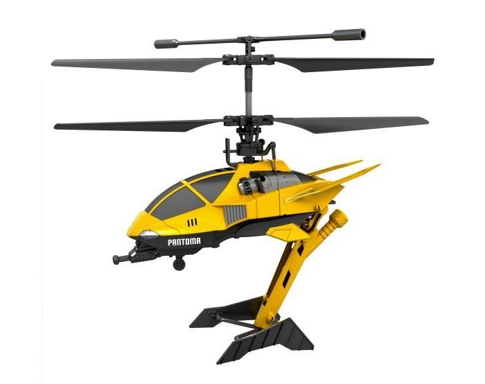 От винта! Вертолет ИК Fly-0240 трансформация хвоста