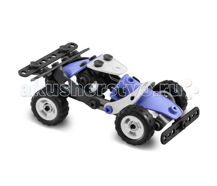 Конструктор Meccano Гоночная машина 5 моделей (116 деталей)