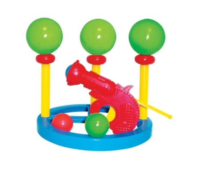 Игрушечное оружие Плэйдорадо Тир с шарами