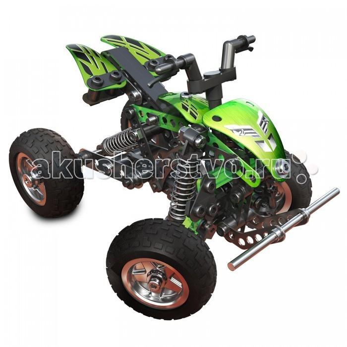 Конструкторы Meccano Квадроцикл 2 модели (205 деталей) какой мотоцикл бу можно или квадроцикл за 30 000