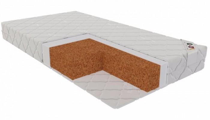Матрас Vikalex Перуджа 120х60х12Перуджа 120х60х12Матрас в кроватку Vikalex Перуджа 120х60х12 - это двухсторонний матрас одинаковой степени жесткости на основе кокосового волокна. Жесткая кокосовая койра формирует осанку ребенка. Экологичные материалы при производстве. С таким матрасом сон ребенка будет безмятежным. Европейский сертификат соответствия СЕ / Сертификат РСТ   Состав матраса: Латексированная кокосовая койра (из 8 слоев)  Нетканый материал Airotek  Чехол из Бязи на молнии (100% хлопок)   Кокосовая койра. Кокосовая койра известна эластичностью, прочностью и долговечностью. Помимо прочности и износоустойчивости, кокосовые матрасы обладают рядом таких преимуществ, как гипоалергенность, влагоустойчивость (кокосовая койра не впитывает воду) и воздухопроницаемость.<br>