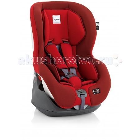 Автокресло Inglesina Amerigo HSAAmerigo HSAHSA (Hydraulic Shock Absorber) это эксклюзивная система амортизации ударов, что значительно повышает защиту ребенка в случае фронтального столкновения. Малыш будет чувствовать себя спокойно и комфортно, а родители - уверенно.  Особенности:   автокресло устанавливается на сидении с помощью штатных ремней безопасности автомобиля  съемный чехол, выполненный из ткани джерси, можно стирать при температуре не больше 30 градусов  лямки ремней, обшитые неопреном, повышают защиту ребенка и смягчают удары  оснащено пяти точечными ремнями безопасности  специальные отверстия по бокам и сзади сидения способствуют лучшей вентиляции<br>