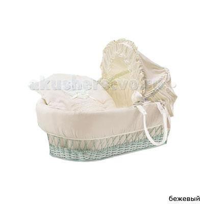 Сумка-переноска Italbaby люлька Mon Coeurлюлька Mon CoeurУдобная сумка-переноска Mon Coeur с оригинальным дизайном, создаст комфорт и уют Вашему младенцу. Продукция итальянского производителя Italbaby сертифицирована, гипоаллергенна и полностью безопасна для малышей.  Характеристики: текстильные детали выполнены из натуральной хлопковой гипоаллергенной ткани предназначена для переноски новорожденных малышей оригинальный дизайн, украшена кружевом и аппликацией милых зайчат съемное жесткое дно с мягким стеганным слоем создает переноске плотность и позволяет сохранять свою форму легкая сумка-переноска снабжена удобными ручками для переноса борта сумки с дышащим наполнителем создают уют и комфорт младенцу съемный козырек защитит малыша от ветра и яркого солнца, крепится на кнопках верхняя часть переноски открывается с помощью замочка молнии, для удобного расположения ребенка стирается при температуре 30 градусов при вынутом дне  Размеры (дхшхв) - 72х40х35 см Вес: 1.8 кг<br>