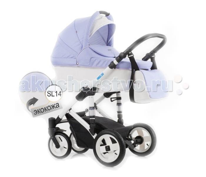 Коляска Izacco Z1 эко-кожа 2 в 1Z1 эко-кожа 2 в 1Детская коляска Izacco Z1 2 в 1, это компактная и маневренная модель, которая подарит малышу комфорт, а маме чувство уверенности на любой дороге. Izacco Z1 2 в 1 укомплектована просторной спальной корзиной и раскладным сидением для прогулки. Конструкция шасси детской коляски позволяет устанавливать на шасси и автомобильное кресло для детей до года.  Модель представлена в натуральных оттенках, варианты обивки: текстиль + эко-кожа. Всесезонная.  Люлька: предназначена для младенцев до полугода, максимальный вес которых не должен превышать 9 кг прочный пластиковый каркас с высокими, надежно защищающими бортами внутри люлька выстлана матрасиком с чехлом из хлопковой ткани объемный капюшон над изголовьем бесшумно складывается, дополнен антимоскитной вставкой, козырьком, удобной ручкой-переноской  Прогулочное сидение: ориентировано на малышей от полугода и до 2-3 лет удобный внутренний размер для карапуза любой комплекции анатомически правильная жесткая поддержка спины спинка сидения регулируется и фиксируется в удобном положении защита малыша во время движения: бампер-поручень, разделитель для ног, удерживающие ремни внутри коляски  Шасси: рама собрана из пластика и облегченного алюминия, передняя ось колес заужена удобная ручка с механизмом регулятора высоты компактная система сложения<br>