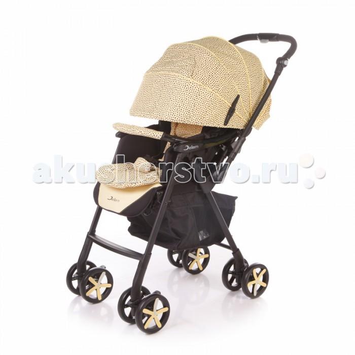 Прогулочная коляска Jetem GraphiteGraphiteПрогулочная коляска Jetem Graphite - эта очаровательная коляска понравится не только малышу, но и маме! Очень легкая и маневренная, коляска складывается одной рукой, что позволяет легко перевозить ее. Глубокий регулируемый капюшон защити малыша не только от солнца и легкого дождя, но и от любопытных взглядов.  Регулируемая спинка и комфортное сиденье позволят наслаждаться прогулкой, а если ребенок устанет - то и вздремнуть. 5-ти точечные ремни безопасности и отстегивающийся бампер гарантируют безопасность, а богатство расцветок позволит подобрать модель на собственный вкус.  Еще одно замечательное дополнение этой модели - перекидная ручка, при перекидывании которой передние колеса автоматически освобождаются и становятся поворотными, а задние фиксируются.  Особенности: легкая алюминиевая рама плавающие передние колеса съемный бампер с мягкой обивкой очень компактное складывание спинка регулируется с помощью ремня ножная тормозная система может стоять в сложенном состоянии регулируемая подножка перекидная ручка при перекидывании ручки передние колеса автоматически освобождаются и становятся поворотными, а задние фиксируются регулируемая по высоте ручка колёса с авто фиксацией можно использовать с рождения, благодаря специальному вкладышу для новорожденных и горизонтальному положению спинки коляска легко складывается и раскладывается одной рукой амортизация передних и задних колёс тип колес: двойные ширина сиденья: 33 см размер корзины: 30х40х24 см размер в разложенном виде: 49х74х105 см размер в сложенном виде: 49х36.5х94.5 см.<br>