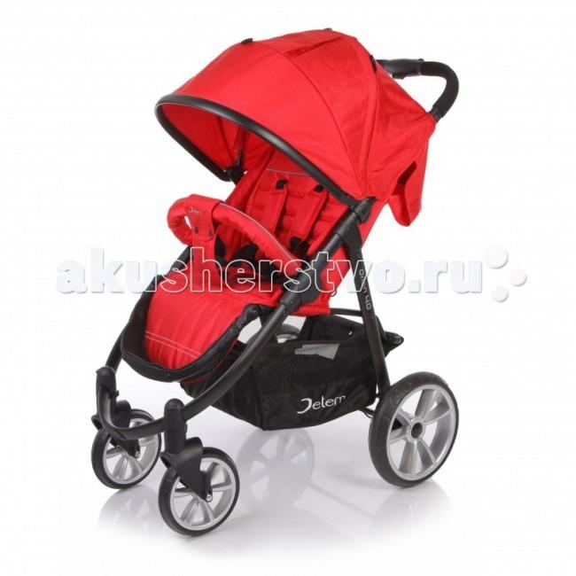 Прогулочная коляска Jetem Orion 4.0Orion 4.0Прогулочная коляска Jetem Orion 4.0 – новая легкая четырехколесная прогулочная коляска от Jetem. Просторное посадочное место, большой капюшон со смотровыми окошками и, конечно, легкий вес (всего 10.2 кг) – эта модель будет удобна как для малыша, так и для родителей.   Передние колеса плавающие, с автоматической фиксацией. На заднем колесе – стояночный тормоз. Коляска защищена от случайного складывания, а при необходимости складывается в «книжку» одной рукой.  Особенности: легкая алюминиевая рама регулируемая подножка плавающие передние колеса с авто фиксацией 5-ти точеные ремни безопасности съемный бампер с мягкой обивкой коляска складывается в «книжку» одной рукой коляска не может стоять в сложенном состоянии спинка регулируется при помощи ремня ножная тормозная система вес: 10.2 кг ширина сиденья: 35.5 см размер в разложенном виде: 80х60.5х99 см размер в сложенном виде: 94х60.5х38 см.<br>
