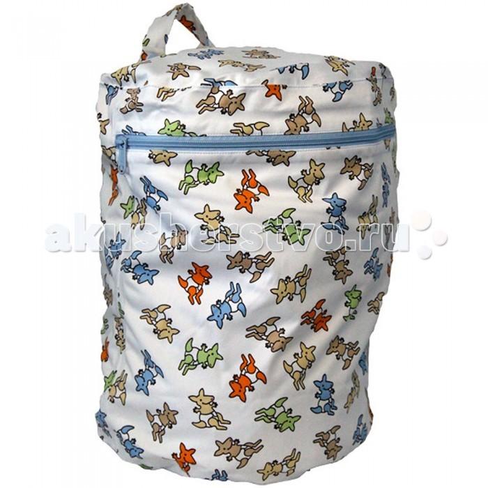 Утилизаторы подгузников Kanga Care Сумка для хранения памперсов Wet Bag fairy сумка для пеленок и подгузников жирафик