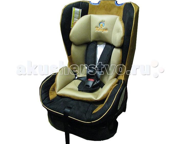 Автокресло Kenga YB101YB101Представленная модель автокресла Kenga YB101 сочетает в себе высокое качество, эргономичность, высокую безопасность и комфорт. Kenga YB101 оборудовано 5-точечной интегрированной системой ремней безопасности, имеет прочный и практичный замок фиксации интегрированных ремней. Кресло оснащено клавишей регулирования позиции конструкции одной рукой, боковой защитой, устойчиво к возможным боковым воздействиям, имеет 5 положений фиксации автокресла для сидения и сна.  Модель детского автокресла Kenga YB101 имеет прочную подставку, позволяющую устанавливать кресло не только в автомобиле, но и на других ровных твердых поверхностях. Мягкий съемный чехол их гипоаллергенной ткани легко стирается при температуре 30 гр.   Особенности:  покрытие автокресла легко снимается для мойки в стиральной машине легко устанавливается и крепится с использованием горизонтальных и диагональных ремней безопасности автомобиля специальные боковые фиксаторы-направляющие штатного ремня безопасности помогают надежно закрепить кресло в автомобиле четыре позиций для регулировки угла наклона от положения «сидя» до положения «лежа» съёмный моющийся чехол с мягкой подкладкой можно стирать в стиральной машине при температуре 30 градусов  Автокресло может устанавливаться в помощью штатных ремней безопасности в двух положениях: - спиной по ходу движения - для группы 0 (для перевозки детей менее 13 кг)  - лицом по ходу движения - для группы 1 (для перевозки детей от 9 до 18 кг)<br>