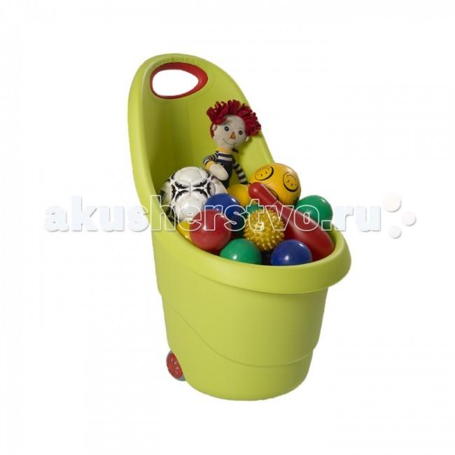 Ящики для игрушек Keter Корзина для игрушек кашпо для цветов ive planter keter 17196813