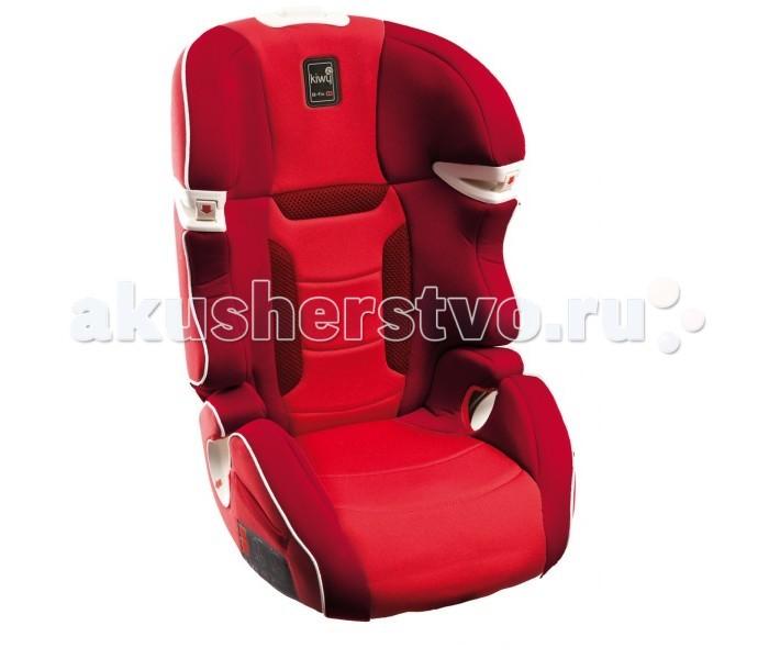Автокресло Kiwy SLF 23 Q-FIXSLF 23 Q-FIXАвтокресло Kiwy SLF23 Isofix предназначено для детей с 3 до 11 лет. Широкая и регулируемая по высоте спинка сиденья позволяет адаптироваться к росту ребенка, который надежно зафиксирован с помощью штатных ремней безопасности автомобиля. Система Q-Fix упрощает его установку, обеспечивая большую стабильность и безопасность ребенка. Это сидение оснащено функциональной подкладкой с наполнителями различной толщины, а также сетчатыми вставками для вентиляции.  Особенности: Можно устанавливать в автомобиле, как с помощью системы Q-FIX (ISOFIX connectors), так и с помощью только штатного 3-х точечного ремня безопасности. В автокресле ребенок фиксируется штатным ремнем автомобиля Эргономичная спинка регулируется по высоте. Для удобства родителей и детей предусмотрено 8 положений Широкая подушка сидения и удобная спинка будут комфортны детям в зимних комбинезонах и подойдут тем, кто постарше Воздушные каналы спинки сидения помогут ребенку чувствовать себя комфортно в любую погоду: летом малышу не будет жарко, а зимой не будет холодно Q-FIX оснащено системой боковой защиты SIP (Side Impact Protection) для дополнительной безопасности ребенка при боковых столкновениях Гипоаллергенная обивка сшита из мягких, прочных и износостойких тканей. Она не впитывает запахи, легко снимается и стирается при комнатной температуре Автокресло успешно прошло ряд краш-тестов и сертифицировано по европейскому стандарту безопасности ECE 44/04 Направляющая штатного ремня с автоматическим замком поможет правильно закрепить ремень В удобный боковой кармашек можно положить салфетки, плеер или сотовый телефон Широкий подголовник позволит ребенку свободно смотреть по сторонам, не закрывая боковой обзор  Размеры: Ширина подушки сидения: 30 см Ширина спинки сидения: 40 см Длина подушки сидения: 35 см Высота спинки: 60 - 78 см Ширина автокресла: 44 см<br>