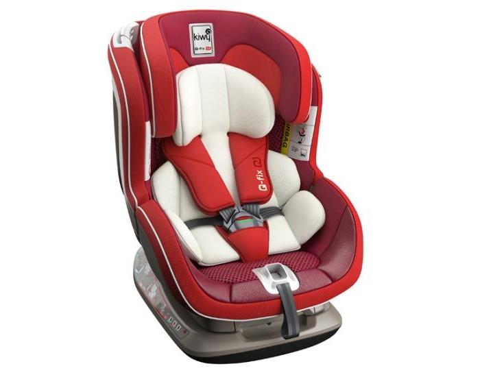 Автокресло Kiwy SF012SF012Автокресло Kiwy SF012 для детей до 7 лет с великолепным итальянским дизайном и всевозможными современными функциями.   Два варианта установки – против и по ходу движения, в зависимости от возраста ребенка. В салоне автомобиля крепится с помощью встроенной системы Isofix или штатных ремней безопасности. Оснащено мягким вкладышем для самых маленьких пассажиров.  Дополнительный комфорт обеспечивает оптимальная циркуляция воздуха, а материал, из которого выполнена обивка сидения, имеет эффект памяти, так что ребенок будет себя чувствовать удобно, как в положении лежа, так и сидя даже во время длительного путешествия.  Особенности: Кресло оснащено пятиточными внутренними ремнями, также ребенок может быть пристегнут штатным ремнем безопасности. Угол наклона спинки регулируется, наклон для новорожденных - 45°. Установка в автомобиле по ходу движения и против, как с помощью Isofix, так и штатными ремнями. На пряжке ремней безопасности есть индикатор, показывающий правильность закрытия ремней. Используется особая система циркуляции воздуха внутри сиденья. Применяется максимальная защита от бокового удара. Используется пенный материал с эффектом памяти для комфортного сидения и лежания.<br>