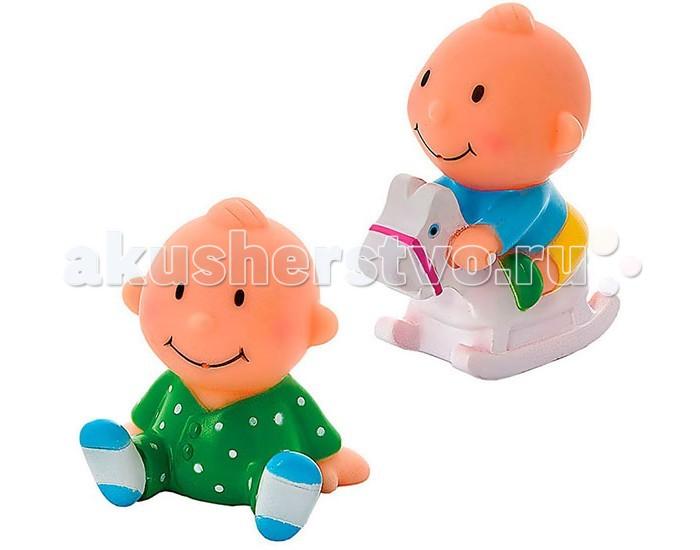 Игрушки для ванны Курносики Набор игрушек-брызгалок для ванны Пупсики набор игрушек брызгалок для ванны собачки курносики