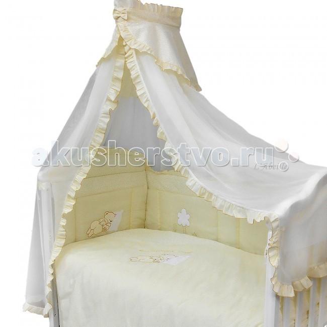 Комплект в кроватку Labeille Волшебных снов (7 предметов)