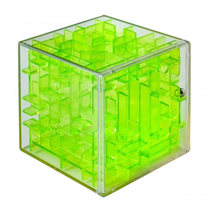 Настольные игры Labirintus Интерактивная головоломка Куб 6 см dilemma головоломка алмазный куб 2