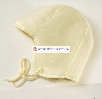 Шапочки и чепчики Lana Care Детская шапочка 6-9 мес. lana care коричневая 1 2 года lana care