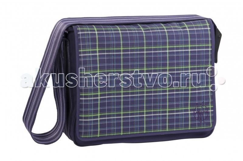 Lassig Сумка Мессенджер КомфортСумка Мессенджер КомфортВместительная сумка Мессенджер с широким ремнем и съемной передней панелью.   Сумка содержит: внутреннее отделение, пеленальный коврик, термос для бутылочки, внутренняя сумочка на молнии, влагонепроницаемый карман с антибактериальным покрытием, вынимающаяся сумочка для детского питания, крепления к детской коляске.   Сделана из безопасных материалов, не причиняющих вреда человеку и окружающей среде. Не выгорает на солнце, обладает водо- и грязеотталкивающими свойствами, легко обрабатывается и стирается.  Материал - 100% полиэстер  «Живи позитивно» - философия торговой марки Lassig, предлагающей креативные, многофункциональные эко-сумки с креплением на коляску для активных родителей. Эстетика, комфорт и забота о малыше - все это прекрасно сочетается в одном аксессуаре. Модели Lassig оснащены несколькими вместительными отделениями, куда можно положить все необходимое. В изделиях предусмотрен непромокаемый карман с антибактериальной пропиткой, куда можно спрятать сменный подгузник или пустышку. Также изделия надежно крепятся к коляске. Винтажные, гламурные, классические сумки станут лучшими помощниками в поездке и на прогулке.<br>
