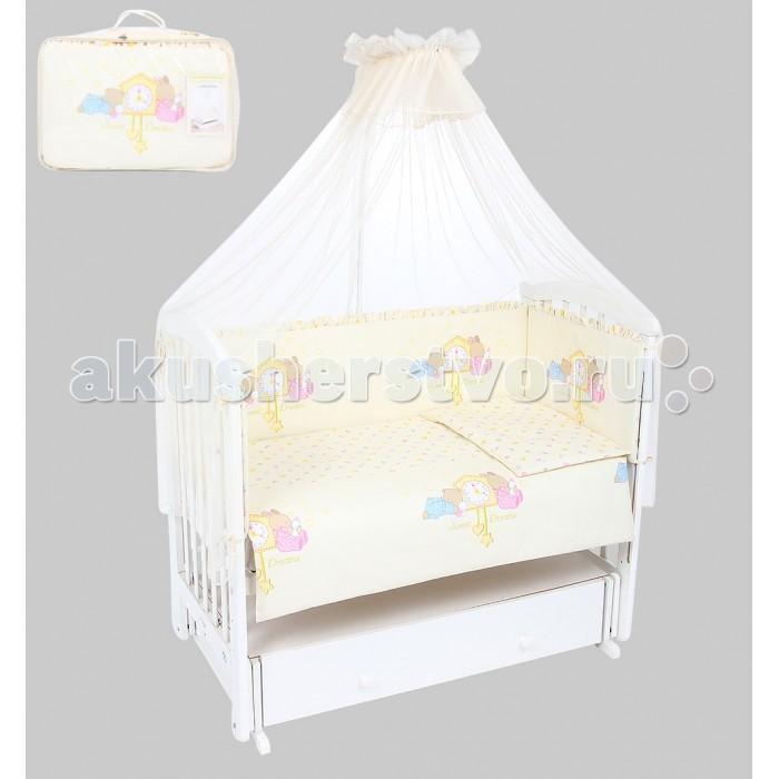 Комплект в кроватку Leader Kids Сказка на ночь (7 предметов)