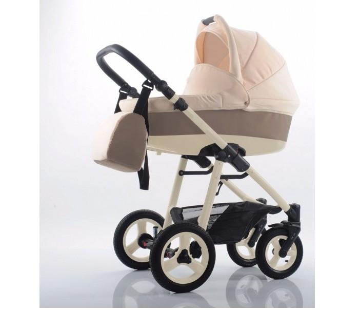 Коляска Legacy Lotus 2 в 1Lotus 2 в 1Коляска Legacy Lotus 2 в 1 с поворотными передними колесами объединяет в себе комфорт и безопасность, традиции классики и современные тенденции в производстве товаров для детей.   Модель отличает от многих других универсальных моделей динамичный и новаторский дизайн. Первое, что бросается в глаза, это необычная конструкция рамы и ее яркая расцветка в тон коляске. К тому же, рама лишена дополнительных «отягощающих» элементов, что делает коляску намного легче, что очень важно для ежедневной эксплуатации.  В комплекте:  Шасси люлька прогулочный блок накидка на ножки для люльки накидка на ножки для прогулочного блока матрасик в люльку сумка для мамы тканевая багажная корзина на замке дождевик Особенности: Алюминиевая рама Пружинная амортизация с возможностью регулирования жесткости Регулируемая по высоте ручка, обтянутая эко-кожей Установка люльки и прогулочного блока в любом направлении движения 3 положения наклона спинки прогулочного блока Регулировка наклона спинки люльки Быстросъемные пневмоколеса Передние колеса поворотные с возможностью фиксации Съемный ограничительный поручень Система ремней безопасности Ручка для переноски люльки Компактное складывание Возможность установки автомобильного кресла Вес и размеры коляски: В разложенном виде (Д x Ш x В): 1000 x 600 х 1240 мм В сложенном виде (рама с колесами) (Д x Ш x В): 870 х 600 х 330 мм Размер люльки (Ш x Д): 35 x 82 см Размер сидения (Ш x Г): 31 x 23 см Диаметр передних колёс: 24 см Диаметр задних колёс: 30 см Вес рамы: 9.7 кг Вес люльки: 4.5 кг Вес прогулочного блока: 4.9 кг Вес автомобильного кресла: 3.7 кг Вес коляски с люлькой: 14.2 кг Вес коляски с прогулочным блоком: 14.6 кг<br>