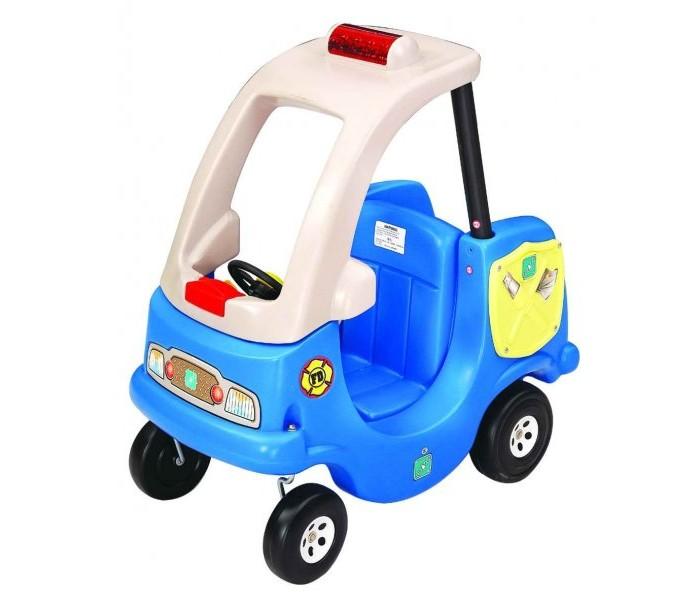 Каталка Lerado Машинка L-830Машинка L-830Машинка Lerado L-830 стилизованная под Полицейский автомобиль изготовлена из яркого, однородного и надежного пластика.   Выполнена в ярких цветах и имеет оригинальный дизайн Краски устойчивы к ультрафиолетовому излучению и изменениям температуры, устойчивы к истиранию и воздействию внешней среды Детский автомобиль соответствует ГОСТам, которые указаны в сертификатах соответствия  В Полицейском автомобиле крыша защищает от прямых солнечных лучей, дверцы отсутствуют, сиденье с высокой спинкой, приборный щиток, активирующий сирену со светом и звуком, ключ зажигания, руль со звуковыми сигналами, открытое  багажное отделение  Детский игровой автомобиль движется при помощи ног ребенка, идущих по полу, что позволяет детям контролировать скорость движения автомобиля, управляя им.   Все конструкции фирмы Lerado выполнены из высокопрочного и морозостойкого пластика (ПНД).  Размеры: 0.90 х 0.50 х 0.95 м. Размеры упаковки: 103 х 54 х 49 см. Объем: 0.27 м3. Вес: 11.6 кг.<br>