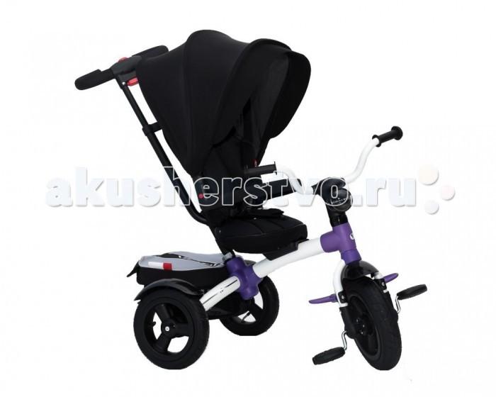 """Велосипед трехколесный Lexus Vip Toys Icon V5 YoxoVip Toys Icon V5 YoxoПятая модель ICON - следующая модель за всеми 4-мя моделями ICON. Теперь ICON 5 VIP by Natali Prigaro 3-х колесный велосипед — велосипед-коляска, потому что его можно использовать для детей от 6 месяцев.   У модели ICON 5 — надувные колеса + большое сиденье + капюшон как у коляски. Инновации пятой модели - съемный капюшон как у коляски закрывает ребенка полностью. Невесомый и большой - сделан из легкой ткани с UV-защитой от солнца. Высокое мягкое сиденье, которое можно наклонить до положения не только полулежа, но и совсем лежа, повернуть лицом к маме или лицом к дороге. Но в то же время Вы сможете использовать этот велосипед до 5 лет. Оцените это в новом велосипеде ICON от RT.   ICON VIP имеет управляемую ручку """"Телескопик"""", усиленную и прочную. Новое качество, которое мы довели до совершенства: мягкая рукоятка эргономичной формы с помощью кнопки регулируется в любом положении на 360 градусов. Вы сможете настроить ее под себя как Вам захочется.  Очень длинная и удобная Родительская ручка Телескопик установлена под идеальным углом и подходит под любой рост взрослого - Вы оцените эргономику. Созданная по инновационным технологиям телескопическая ручка перемещается легко и быстро, достаточно только нажать на кнопку. Вы сможете настроить ручку под любой рост взрослого.  Но мы не забыли и о маленьких братишках и сестренках. Нижний уровень телескопической ручки настроен таким образом, чтобы любой маленький помощник смог толкать и везти велосипед.  Также легко и удобно можно настроить рукоятку ручки. Теперь Вы можете преодолевать бордюры и одновременно поворачивать велосипед направо и налево. Мощный технически продуманный узел на раме теперь позволяет это делать.  5-ти точечные ремни безопасности. Ручка легко вставляется в раму по системе """"до щелчка"""" и затягивается надежным усиленным эксцентриком. Снять ручку можно легко и просто, нажав красную кнопку внизу.  Установить задние колеса на ось очень прост"""