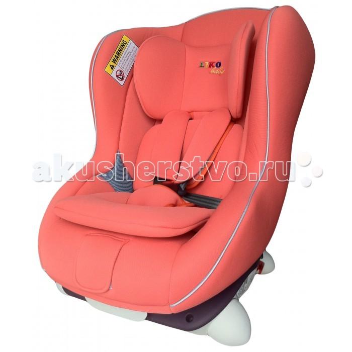 Автокресло Liko Baby LB 310 IsofixLB 310 IsofixАвтокресло Liko Baby LB 310 Isofix  Автокресло устанавливается при помощи Isofix&Latch, в отличие от европейских аналогов Isofix LB-310 может быть использован для установки кресла как лицом по ходу движения автомобиля, так и против него.  Особенности: Уникальная 6 точечная интегрированная система ремней безопасности, не имеет европейских аналогов, (6 точечные ремни используются в болидах Формула-1) Регулируемый под рост ребёнка подголовник Имеет прочный и практичный замок фиксации интегрированных ремней 5 положений фиксации угла наклона спинки автокресла Чехлы автокресла изготовлены из противоалергенных, дышащих материалов Имеет клавишу регулирования позиции кресла одной рукой Оборудовано боковой защитой, устойчиво к возможным боковым воздействиям Для комфорта малыша комплектуется мягким ковриком на сидение, подушечками под голову и на сидение Имеет уникальную базу с антивибрационной системой 4 шара, шары расположены по периметру базы автокресла и упираются в сидение автомобиля, что позволяет минимизировать смещение автокресла от вибрации во время движения автомобиля, а также многочисленных манипуляций над ним при усаживании/выемке ребёнка Противоскользящие плечевые накладки Эргономичная форма корпуса сиденья Покрытие кресла легко снимается для целей чистки и истирки Кресло легко устанавливается и крепится в автомобиле<br>