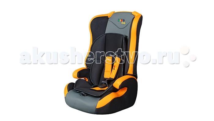 Автокресло Liko Baby LB 513CLB 513CАвтомобильное кресло Liko Baby LB 513 разрабатывается и выпускается для детей весом от 9 до 36 кг (от 1 года до 12 лет). Кресло соответствует всем нормам и требованиям безопасности.   Особенности: 5 точечная интегрированная система ремней безопасности Прочный и практичный замок фиксации интегрированных ремней Подголовник регулируется по высоте расположения головы ребёнка Оборудовано боковой защитой, устойчиво к возможным боковым воздействиям Возможность наклона спинки для адаптации к профилю сиденья в автомобиле Эргономичная форма корпуса сиденья Покрытие кресла легко снимается для целей чистки и стирки Кресло легко устанавливается и крепится в автомобиле Мягкие вставки в обшивку кресла обеспечивают максимальный комфорт ребёнку  Компания ЛИКО представлена на рынке товаров под торговой маркой LIKO BABY. За годы работы на российском рынке компания зарекомендовала себя, как надежный производитель и поставщик.<br>