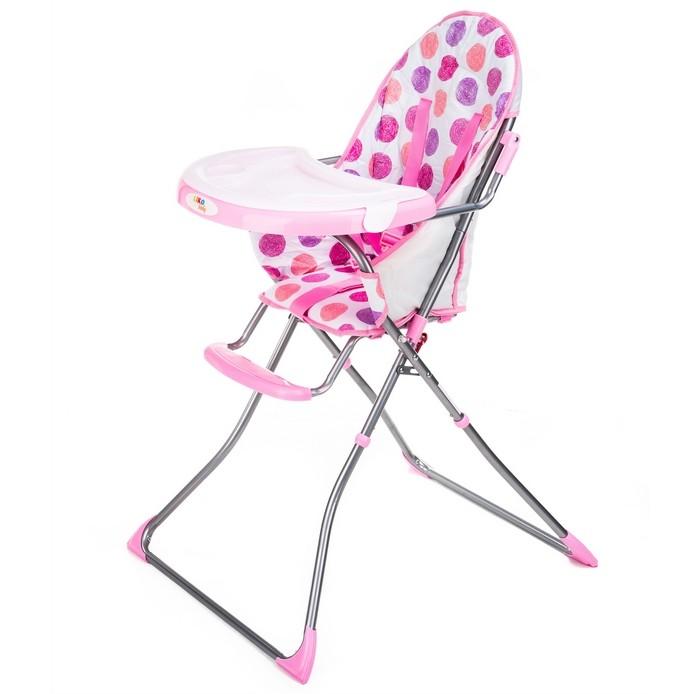 Стульчик для кормления Liko Baby Liko BabyLiko BabyLiko Baby LB - это простой и удобный стульчик для кормления.  Особенности: В результате простых действий складывается в одну плоскость Фиксирующие на стульчике и удерживающие ребёнка ремни Откидывающийся назад подставка-столик Подставка для ног Чехол из дышащей ткани Компания ЛИКО представлена на рынке товаров под торговой маркой LIKO BABY. За годы работы на российском рынке компания зарекомендовала себя, как надежный производитель и поставщик.<br>