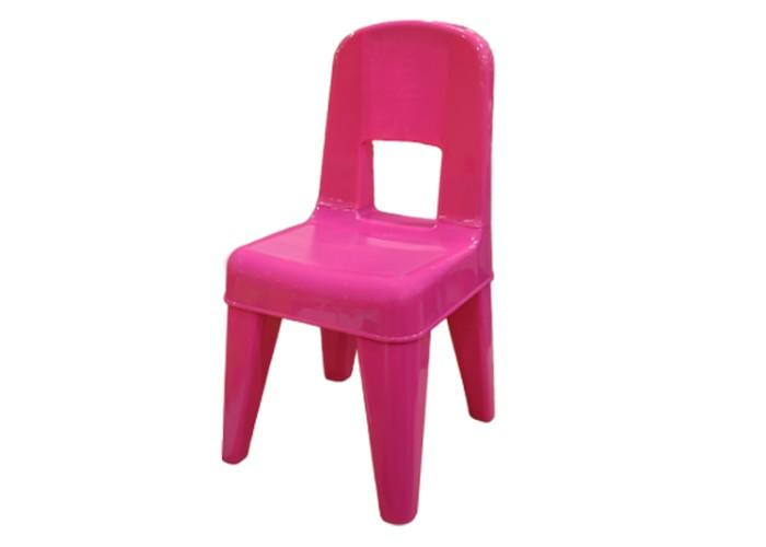 Пластиковая мебель Little Angel Детский стул Я расту