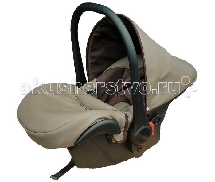 Автокресло Lonex Speedy V Light Eco-кожаSpeedy V Light Eco-кожаОчень лёгкоеавтокресло Lonex eco-кожаподойдет для любого автомобиля.  Особенности: Для малышей до 1 года (от 0 до 13 кг (группа 0+).  Анатомическая подушечка создает комфорт малышу.  Отстегивающийся козырек защитит ребенка от солнца, а теплая накидка на ножки обеспечит комфорт в прохладную погоду.  Возможна установка горизонтального положения спинки.  В кресле для малышей существует три надежных ремня безопасности со специальными накладками,  которые не будут натирать нежную кожу ребенка. Данное автокресло возможно установить на все шасси колясок Lonex 2 в 1.  Размеры автокресла: 65 х 56 х 58 см<br>
