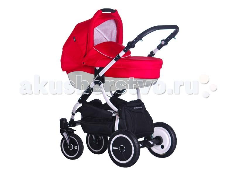 Коляска Lonex Speedy Sweet Baby 2 в 1Speedy Sweet Baby 2 в 1Коляска Lonex Speedy Sweet Baby 2 в 1 в комплекте с люлькой, для малышей с первых дней жизни и прогулочным блоком, для деток с 6-ти месяцев до 3-х лет. Задние, большие, надувные колеса обеспечат легкий, плавный ход, а передние, поворотные, к тому же еще и надувные, колеса создадут маневренность и легкой управления. Отличная модель при небольшой цене, незначительном весе и хорошем качестве материалов.   Прогулочный блок: устанавливается в 2-х направлениях (лицом к маме и лицом к дороге) регулируемая, при помощи ремешка, в нескольких положениях спинка регулируемая подножка выполнена из грязеотталкивающей материи регулировка угла наклона прогулочного блока съемный бампер чехол на ножки крепится на молнию  Люлька: прочная, пластиковая и не продуваемая ручка для переноски из ecco-кожи регулируемый подголовник внутренняя ткань - 100% хлопок снаружи - велюровая ткань отверстие для вентиляции воздуха дополнительный козырек от солнца   Шасси: алюминиевая рама удобный механизм смены модулей (одной кнопкой) ломанная ручка, регулируется по высоте ножной, центральный тормоз регулируемая амортизация<br>