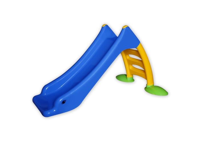 Горка Dohany Kft Лебедь малаяЛебедь малаяГорка Macyszynt toys Лебедь малая мечта любого ребенка. Предназначена для игры на свежем воздухе. Эта игрушка доставит огромное удовольствие вашему ребенку во время игры на вашем садовом участке  Особенности: С помощью такой горки можно создать веселый детский уголок в детской комнате. Горка компактная, не занимает много места, при этом она очень яркая и украсит собой интерьер комнаты для малышей.  Горка имеет прочную пластиковую конструкцию, легко собирается и прослужит долго.  Малыши легко поднимаются на горку по пластиковой лестнице, а затем с задорными улыбками катятся вниз.  Горка легко транспортируется, поэтому вы сможете взять ее на дачу или в деревню к бабушке.  Ступени горки безопасные из нескользящего пластика.  Размер горки: 130х76 см Скат горки: 85 см<br>