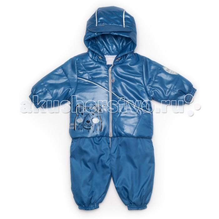 Malek Baby Куртка-полукомбинезон 486пКуртка-полукомбинезон 486пMalek Baby Куртка-полукомбинезон 486п   Комплект: куртка + полукомбинезон. Куртка на застежке молния и планкой с пуговицами. Полукомбинезон с фиксаторами затягивания для регулировки длины.  Состав: верх - 100% ПЭ, утеплитель - синтепон (100 гр), подкладка - ворсовая ткань Velboa.<br>