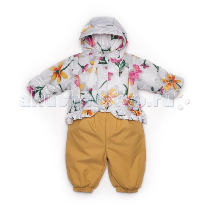 Malek Baby Куртка-полукомбинезон 435пмКуртка-полукомбинезон 435пмMalek Baby Куртка-полукомбинезон 418п  Комплект: куртка + полукомбинезон. Куртка с отстегивающейся подкладкой из ворсовой ткани Velboa. Куртка на застежке молния и планкой с пуговицами.   Полукомбинезон с фиксаторами затягивания для регулировки длины.  Состав: верх - 100% ПЭ, утеплитель - синтепон (100 гр), подкладка - ворсовая ткань Velboa<br>