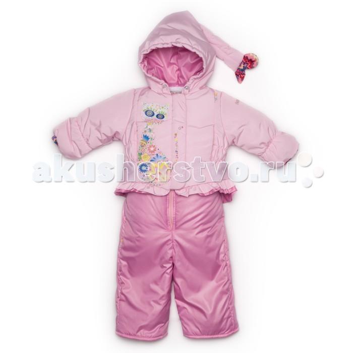 Malek Baby Куртка-полукомбинезон 481тКуртка-полукомбинезон 481тMalek Baby Куртка-полукомбинезон 481т  Комплект: куртка + полукомбинезон. Куртка на застежке молния и планкой с пуговицами. Полукомбинезон с фиксаторами затягивания для регулировки длины.   Состав: верх - 100% ПЭ, утеплитель - синтепон (100 гр), подкладка - хлопкосодержащая ткань<br>