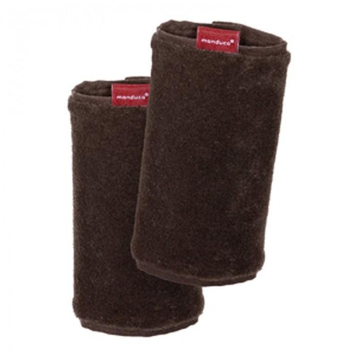Аксессуары для сумок-кенгуру Manduca Накладки для сосания красные лямки для лифчика