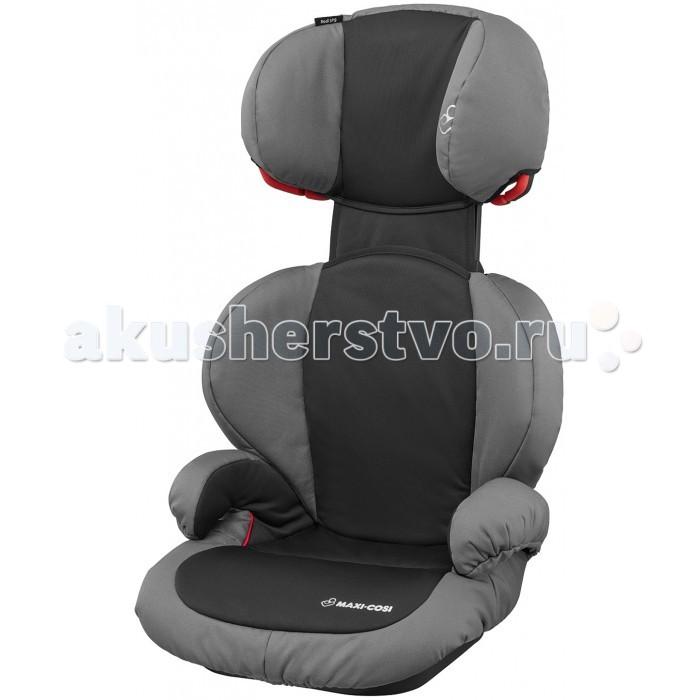 Автокресло Maxi-Cosi Rodi SPSRodi SPSУниверсальное детское автомобильное кресло Maxi-Cosi Rodi SPS возрастной группы 2/3 для детей от 3 до 12 лет и весом от 15 до 36 кг голландского производителя Maxi-Cosi.  Регулируемый по высоте подголовник, увеличивает внутреннюю высоту автокресла на 16 см, в максимально высоком положении автокресло подходит для ребенка ростом 150 см. Регулирование производится с помощью ручки с тыльной стороны подголовника.   Мягкие боковые крылья обеспечивают оптимальную боковую защиту и регулируются по ширине с помощью рычага с тыльной стороны.  При достижении ребенком веса более 25 кг, спинка автокресла Maxi-Cosi Rodi SPS снимается и используется сидение - бустер до возраста 12 лет.   Боковые направляющие ремня крепления исключают ошибку в монтировании автокресла Maxi-Cosi Rodi SPS в автомобиле.   Автокресло крепится штатным трёхточечным ремнем автомобиля по направлению движения:   на сидении пассажира рядом с водителем, при отключенной подушке безопасности  на заднем сидении с края  на заднем сидении посередине, при наличии штатного 3-х точечного центрального ремня автомобиля  Вес 3.4 кг.<br>