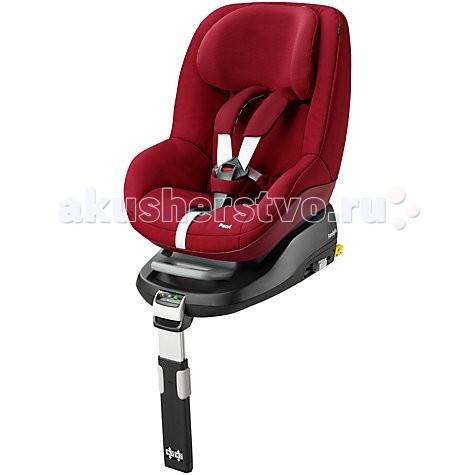 Автокресло Maxi-Cosi PearlPearlMaxi-Cosi Pearl предназначено для детей в возрасте от 9 месяцев до 4-х лет. Очень простое в использование, многофункциональное, комфортное и безопасное кресло. Используется вместе с базой FamilyFix, которая в свою очередь оборудована специальными цветовыми и звуковыми индикаторами, что исключает возможность неправильной установки кресла.  Внутренние пятиточечные ремни автокресла Maxi-Cosi Pearl очень гибкие, и что немаловажно, сохраняют форму ребенка, благодаря чему посадка малыша в кресло стала более упрощенной. Важным дополнением является индикатор, который показывает степень натяжения ремней безопасности.   Особое внимание следует обратить на специальную подушечку-подголовник, которая обеспечивает дополнительную защиту головы маленького пассажира.   Особенности:  фиксируется при помощи системы FamilyFix (она приобретается отдельно!)  Цветовые индикаторы показывают правильность установки кресла  уникальная система защиты от боковых ударов обеспечивает максимальную защиту  централизованная система натяжения внутренних ремней безопасности оборудована специальным индикатором  собственные 5-ти точечные ремни безопасности регулируются по высоте  мягкие плечевые накладки и подголовник  подголовник регулируется по высоте (7 положений)  5 позиций регулировки спинки сидения (от сидячего до лежачего)  чехол автокресла выполнен из гипоаллергенного материала  съемный чехол - легко стирается  соответствует требованиям ECE-R44/04<br>