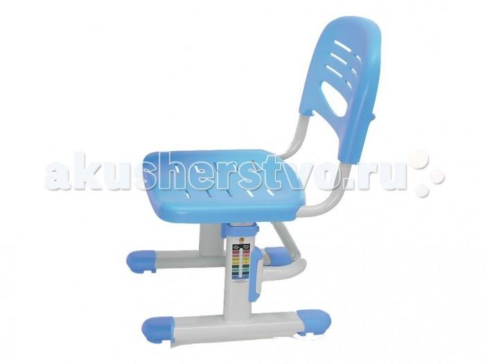 Mealux Детский стульчик EVO-301Детский стульчик EVO-301Mealux Детский стульчик EVO-301 BL для столов с регулировкой высоты.  Для детей от 3-х лет.  Глубина, см: 36 Max высота сиденья: 44 см. Min высота сиденья: 30 см.<br>