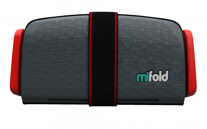 Бустер Mifold автомобильный the Grab and Go Booster seat