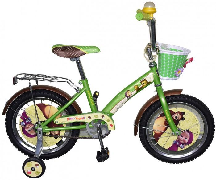 Велосипед двухколесный Navigator Маша и Медведь 16 Kite