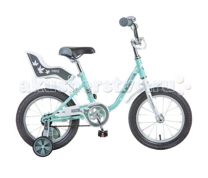 Двухколесные велосипеды Novatrack Maple 14 лифчик для девочек 14 лет