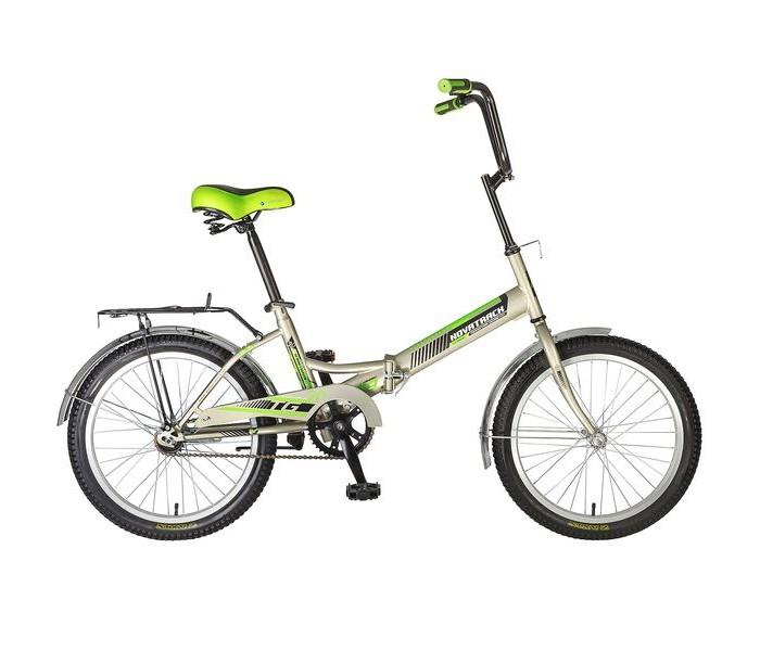 Двухколесные велосипеды Novatrack TG30 складной 20 велосипед novatrack x52110 к neon