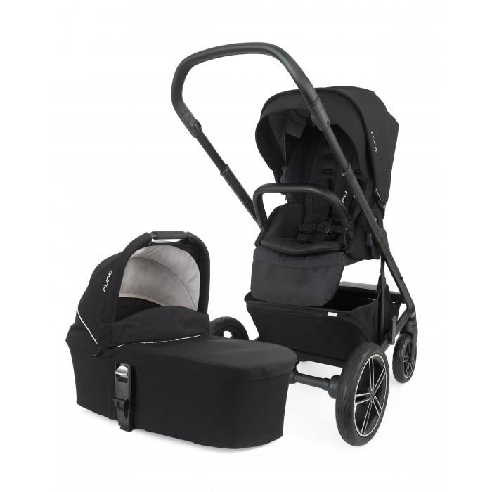 Прогулочная коляска Nuna Mixx 2Mixx 2Прогулочная коляска Nuna Mixx 2 лёгкое и компактное складывание вне зависимости от того, в каком направлении установлено сиденье.  Особенности: 4 режима для новорождённого и ребёнка постарше: люлька-переноска, автокресло, а также сиденье, устанавливаемое как по ходу движения, так и против него по-настоящему горизонтальное спальное место позволяет ребёнку расслабиться спинка, легко раскладываемая в 5 положениях, включая горизонтальное спальное место регулируемая ручка, отделанная кожзаменителем, позволяет управлять коляской одной рукой съёмный поворотный бампер, отделанный кожзаменителем быстросъёмные колёса позволяют ультракомпактно складывать коляску как с сиденьем, так и без него в сложенном состоянии может служить в качестве тележки автоматическая блокировка складывания подвеска всех колёс, включая задние колёса, позволяющая передвигаться по всем типам местности шариковые подшипники в передних и задних колёсах обеспечивают плавное движение и долговечность использования 3- или 5-точечная антипетельная система ремней безопасности с пряжкой, настраиваемая по высоте настраиваемая поддержка голени со встроенной подножкой раздвижной навес большого размера с выдвижным козырьком большая корзина для хранения с разделителем отделений в виде застёжки-молнии сетчатое прозрачное родительское смотровое окно передние поворотные колеса с системой автоматической фиксации центральная тормозная система, активируемая одним нажатием прогрессивная система подвески передних и задних колёс гасит колебания от ухабов, ударов и скачков обеспечивая плавный ход. В комплекте: адаптеры автокресла, совместимые с Nuna PIPA™ icon Ножная муфта и вкладыш сиденья дождевик Размеры: в сложенном состоянии (ДхШхВ): 90.9 x 59.9 x 40.6 см<br>