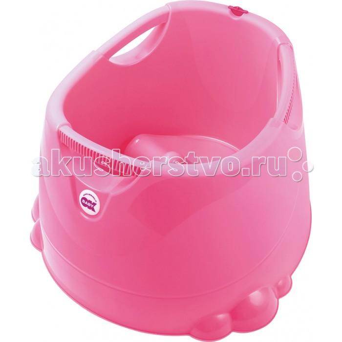 Ok Baby Ванночка OplaВанночка OplaНовая программа «Безопасное купание» OKBABY была задумана для детей до 3-лет. Экономия воды и энергии. OPLA, позволит вам сэкономить. Представьте, сколько воды и энергии для её нагрева будет потрачено для того, чтобы наполнить ванну! Благодаря OPLA экономия обеспечена. OPLA - собственный микро-бассейн. Как прекрасна жизнь в 15-36 месяцев, когда можно удобно и в полной безопасности погрузиться в тёплую воду. В современных квартирах душ часто заменяет ванну: такое положение не должно быть проблемой для семей с маленькими детьми.  Теперь у них есть OPLA - собственный мини-бассейн. Летом - двойное назначение. Чтобы ребёнок научился не бояться воды, можно оставить его играть в купели столько, сколько он захочет.  Небольшие габариты и высокая устойчивость, присущие OPLA, предоставляют множество возможностей для использования, как в саду, так и на террасе. Выдерживает до 25 кг массы тела ребёнка.   На дне купели имеется отверстие для слива воды и маленькое сидение.  Хорошая эргономичная форма позволит вашему малышу чувствовать себя вполне комфортно и защищено.  Размер: 62 х 61 см.<br>
