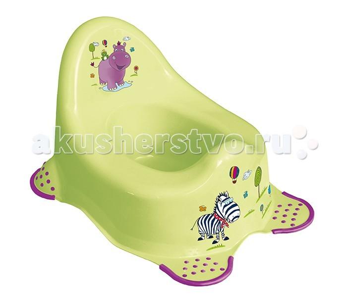 Горшки OKT Hippo Бегемотик  ванна okt hippo 1 м 8437 фиолетовый