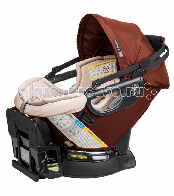 Автокресло Orbit Baby Infant Car Seat G3Infant Car Seat G3Детское автокресло Orbit Baby Infant Car Seat предназначено для детей в возрасте от 2 до 13 кг, группа 0+.  Теперь отправляясь в поездку с новорожденным ребёнком, Вы можете быть уверены в безопасности и комфорте вашего малыша. Уникальный дизайн глубокой колыбели обеспечивает максимальную защиту со всех сторон.   Плоское дно автокресла Orbit Baby G3 Infant Car Seat предотвращает его от раскачивания взад и вперед. В отличие от обычных жестких ручек, эргономично гибкая мягкая ручка позволяет комфортно носить автокресло с малышом рядом с вами. Уникальный дизайн с более глубоким расположением малыша делает наши автокресла-люльки одними из самых безопасных в мире. Запатентованная система крепления обивки созданная для быстрого снятия и стирки в стиральной машине помогает содержать автокресло в чистоте. В отличие от твердых ручек, часто встречающихся на рынке, люлька-автокресло оснащено мягкой ручкой, позволяющей Вам комфортно переносить малыша максимально близко к себе. Продукт оснащен солнцезащитным экраном Paparazzi Shield™ для защиты малыша от ультрафиолетовых лучей и лишних взглядов. Благодаря запатентованному креплению Smarthub, автокресло с легкостью устанавливается на шасси. Никакие адаптеры не нужны  Особенности: Единственное в мире детское автомобильное кресло, которое с легкостью устанавливается в автомобиль практически под любым углом; При помощи запатентованного механизма безопасная и надежная установка автокресла не займет более минуты; Продукт оснащен солнцезащитным экраном Paparazzi Shield™ для защиты малыша от ультрафиолетовых лучей и лишних взглядов; Внутренний вкладыш сделан из дышащего материала; Модуль можно вращать на 360 градусов как на шасси, так и на качалке Orbit Baby Rocker (качалка приобретается отдельно); Внутренний вкладыш легко снимается для машинной стирки; Продукт может использоваться с конвертом-спальником (размер Small) и всепогодным комплектом (размер Small). Комплект поставки вкл