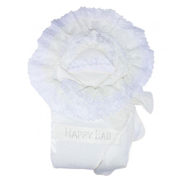 Комплект на выписку Осьминожка К112 (6 предметов)К112 (6 предметов)Осьминожка Комплект на выписку К112 (6 предметов)  Конверт на выписку для новорожденных из атлас-сатина. Отделан кружевом, украшен бантом из органзы. Комплет состиот из конверта на завязках, одеяла, утепленного чепчика и трикотажного комплекта: распошонка, ползунки и чепчик.   Состав ткани: верх атлас-сатин 100% п/э, подклад: бязь 100% хлопок, наполнитель ситем 100% п/э, трикотажный комплект кулир 100% хлопок.<br>