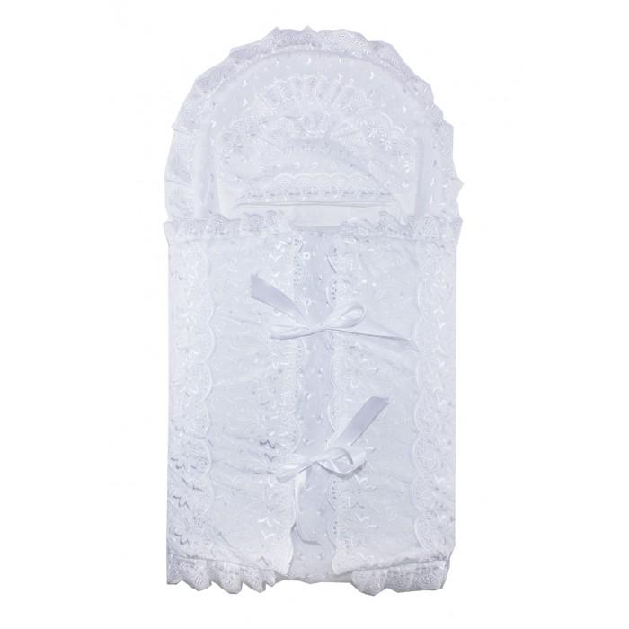 Комплект на выписку Осьминожка К18 (8 предметов)К18 (8 предметов)Осьминожка Комплект на выписку К18 (8 предметов)  Изготовлен из нарядной кружевной ткани (поликотон), конверт завязывается на банты на атласные ленты. Внутри одяло также из нарядной кружевной ткани.   Состав комплекта: конверт, одеяло и чепчик (верх поликотон (70% п/э, 30% х/б), подклад бязь (100% хлопок), наполнитель ситем (100% ), уголок (ситец 100% х/б), 2 пеленки (ситец и фланель), распашонка (фланель), чепчик (фланель).<br>