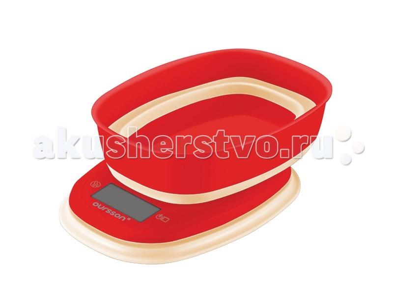 Кухонные весы Oursson Кухонные весы KS5006PD кухонные весы oursson ks5006pd rd